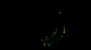 symbolické vyjádření TAO - kaligrafie